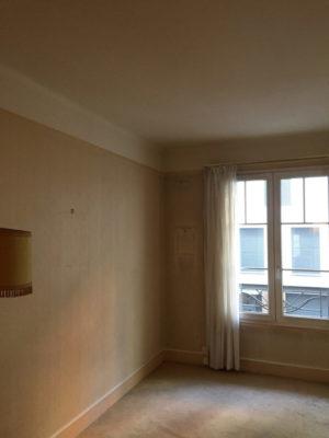 Rénovation appartement chambre Paris 16e