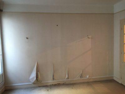 Rénovation appartement cuisine Paris 16e