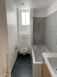 Rénovation appartement salle de bain Paris 4e