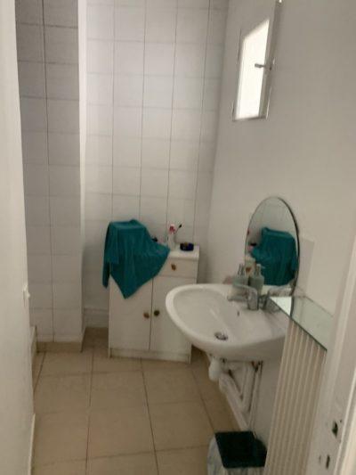 Rénovation appartement salle de bain Paris 11e