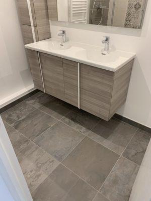 Rénovation appartement salle de bain Paris 16e