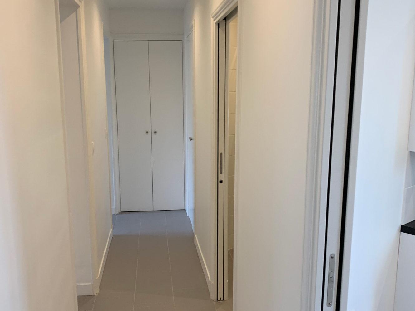 Rénovation appartement cuisine Paris 11e