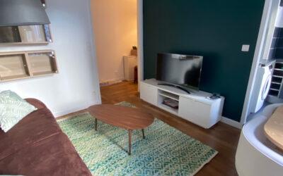 Travaux de rénovation partielle d'un appartement de 65 m² à Asnières-sur-Seine (92600)