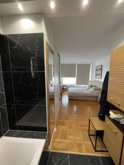 Après - Travaux de rénovation chambre et salle de bain - Paris-75016