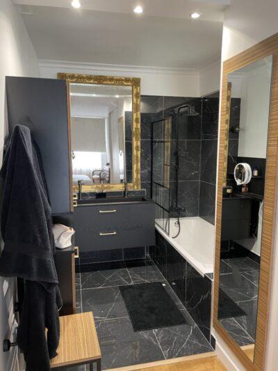 Après - Travaux de rénovation salle de bain - Paris-75016
